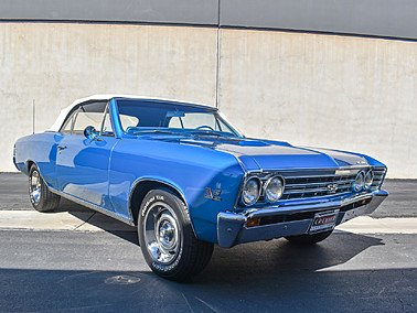 1967 Chevrolet Chevelle for sale 101504386