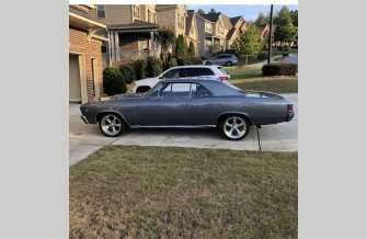 1967 Chevrolet Chevelle for sale 101505298