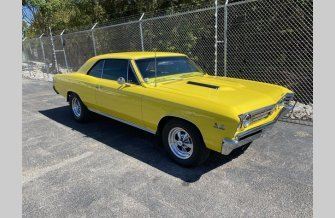 1967 Chevrolet Chevelle SS for sale 101619658