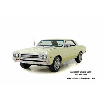 1967 Chevrolet Chevelle SS for sale 100860204