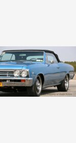 1967 Chevrolet Chevelle SS for sale 100977678