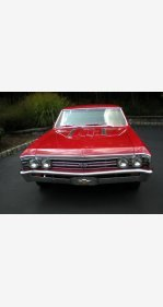 1967 Chevrolet Chevelle SS for sale 100996472