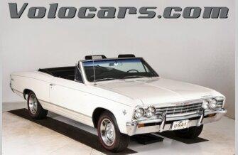 1967 Chevrolet Chevelle for sale 101007795