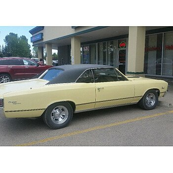 1967 Chevrolet Chevelle for sale 101025347