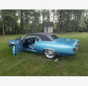 1967 Chevrolet Chevelle for sale 101062197