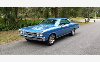 1967 Chevrolet Chevelle SS for sale 101068254