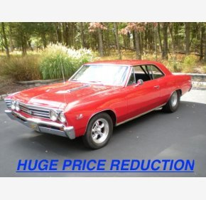1967 Chevrolet Chevelle SS for sale 101078237