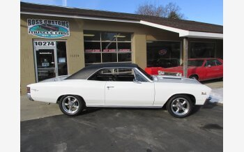 1967 Chevrolet Chevelle for sale 101085683