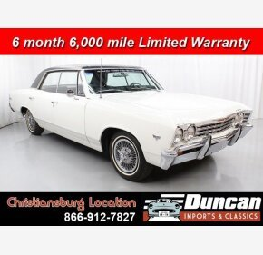 1967 Chevrolet Chevelle Malibu for sale 101087070