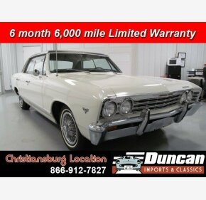 1967 Chevrolet Chevelle for sale 101087070