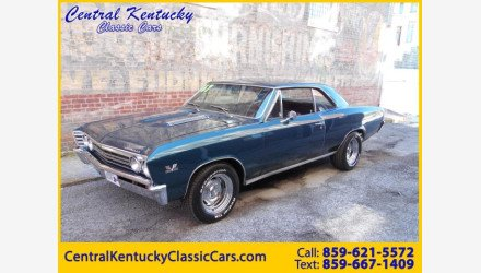1967 Chevrolet Chevelle SS for sale 101092794