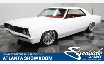 1967 Chevrolet Chevelle for sale 101093803