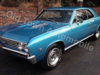 1967 Chevrolet Chevelle for sale 101096007