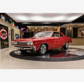 1967 Chevrolet Chevelle for sale 101100007