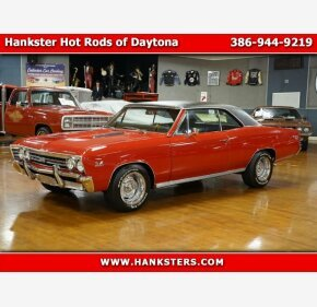 1967 Chevrolet Chevelle SS for sale 101100382