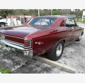 1967 Chevrolet Chevelle for sale 101115088