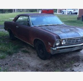 1967 Chevrolet Chevelle SS for sale 101126544
