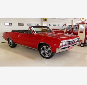 1967 Chevrolet Chevelle for sale 101129462