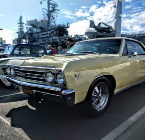 1967 Chevrolet Chevelle SS for sale 101168739