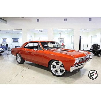 1967 Chevrolet Chevelle for sale 101176834