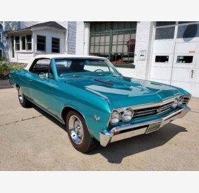 1967 Chevrolet Chevelle for sale 101180385