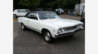 1967 Chevrolet Chevelle for sale 101185590