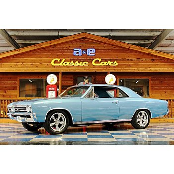 1967 Chevrolet Chevelle for sale 101191669