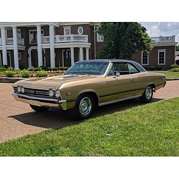 1967 Chevrolet Chevelle SS for sale 101198302