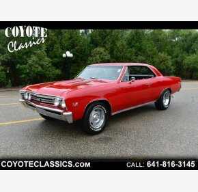 1967 Chevrolet Chevelle SS for sale 101206290