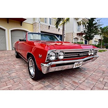 1967 Chevrolet Chevelle for sale 101216723