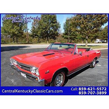 1967 Chevrolet Chevelle for sale 101218411
