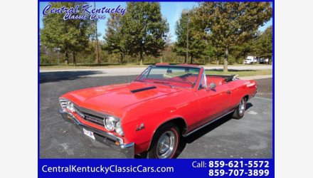 1967 Chevrolet Chevelle for sale 101218411