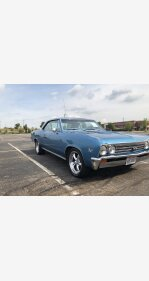 1967 Chevrolet Chevelle SS for sale 101220528