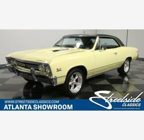 1967 Chevrolet Chevelle SS for sale 101221866