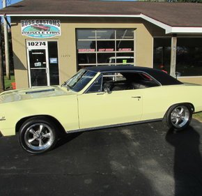 1967 Chevrolet Chevelle SS for sale 101221981