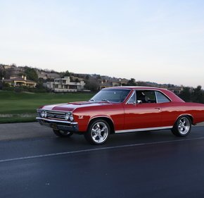 1967 Chevrolet Chevelle SS for sale 101222438