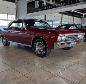 1967 Chevrolet Chevelle SS for sale 101224871