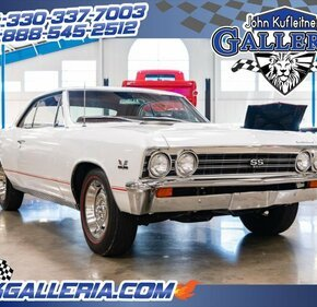 1967 Chevrolet Chevelle SS for sale 101234988
