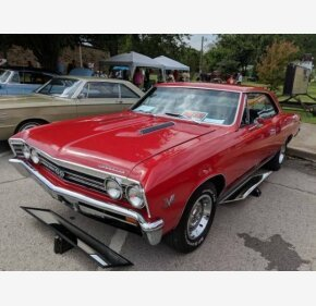 1967 Chevrolet Chevelle SS for sale 101238340