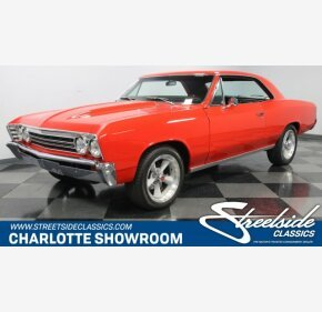 1967 Chevrolet Chevelle for sale 101249625