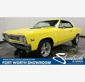 1967 Chevrolet Chevelle SS for sale 101288939