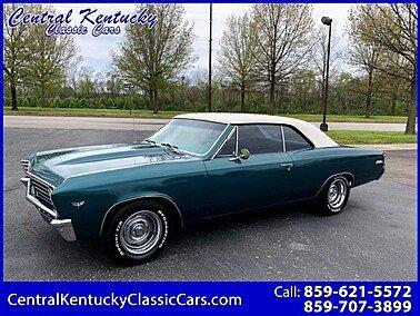 1967 Chevrolet Chevelle Malibu for sale 101299741