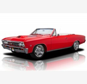 1967 Chevrolet Chevelle for sale 101301266