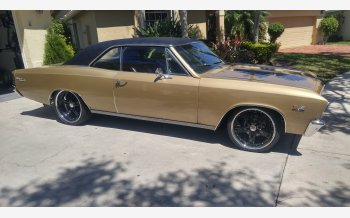 1967 Chevrolet Chevelle for sale 101329788