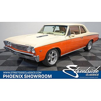 1967 Chevrolet Chevelle for sale 101331115