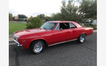 1967 Chevrolet Chevelle SS for sale 101344833