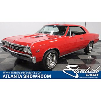 1967 Chevrolet Chevelle for sale 101370717