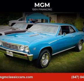 1967 Chevrolet Chevelle for sale 101380751