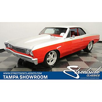 1967 Chevrolet Chevelle for sale 101393145