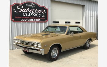 1967 Chevrolet Chevelle SS for sale 101394738